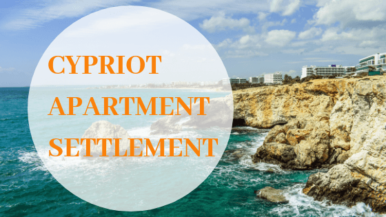 Cyprus property mortgage apartment settlement